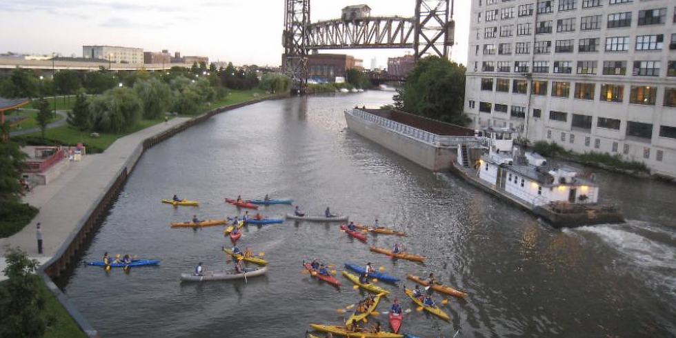 Kayaking on the South Branch