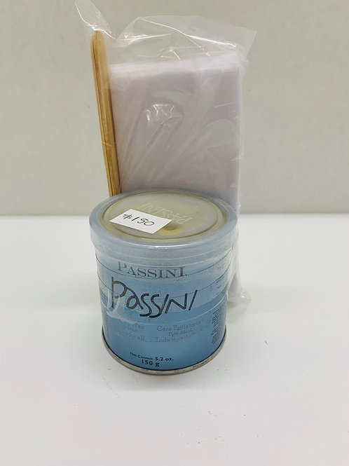 PASSINI CERA AZUL CHICA 150 GR