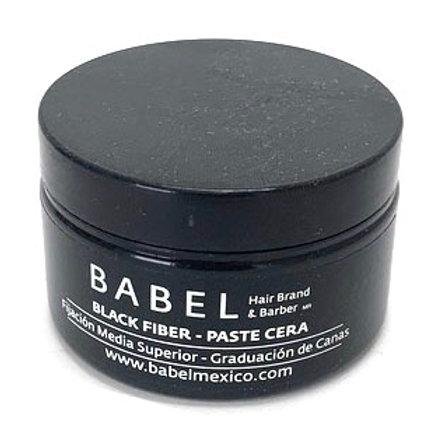 BABEL BLACK FIBER CERA PASTA