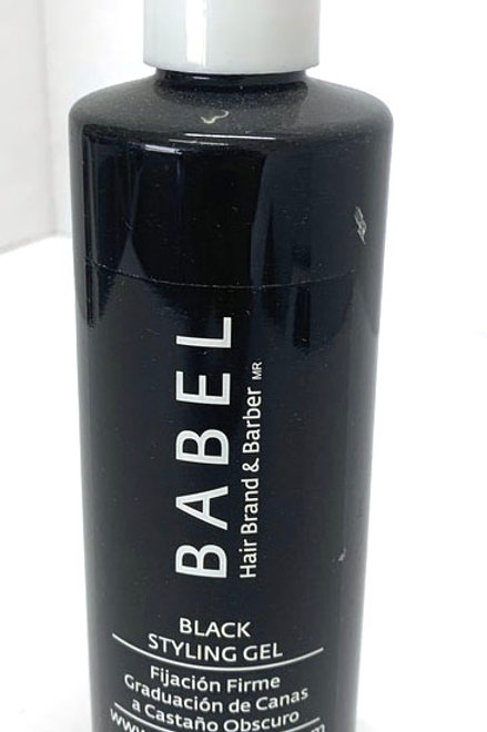 BABEL BLACK STYLING GEL