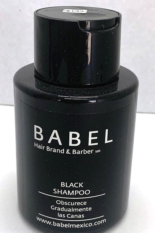 BABEL BLACK SHAMPOO
