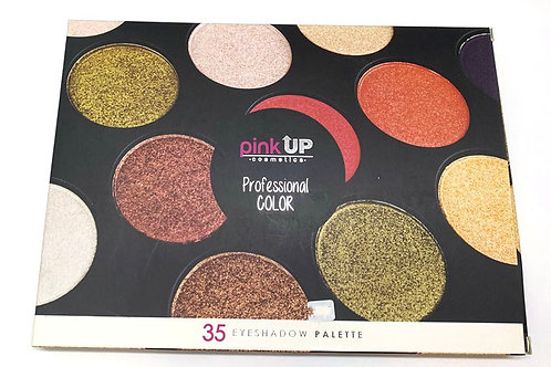 PINK UP PROFESIONAL COLOR PALETTE SHADOW