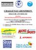 Challenge Grospiron le dimanche 4 Février!