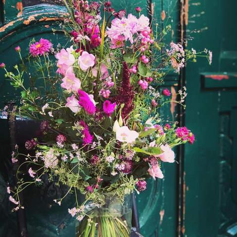 Strauß Blumenabo