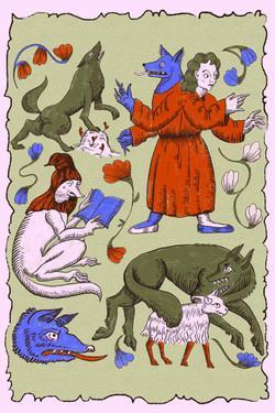 Medieval Wolves