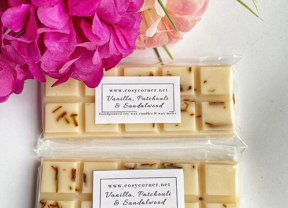 Vanilla, Patchouli & Sandalwood