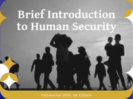 Brief Introduction to Human Security