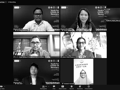[Press Release] PadMUN 2021 Pre-Event with UNDP Indonesia: SDG Talks and MUN 101
