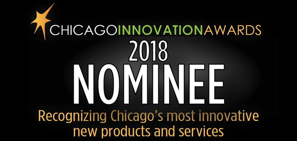 Beautiful Brown Bag is Chicago Innovations Awards 2018 Nominee
