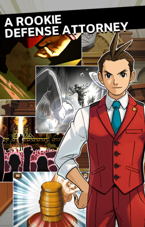 Apollo Justice Ace Attorney v1 00 02 Mod Apk Download