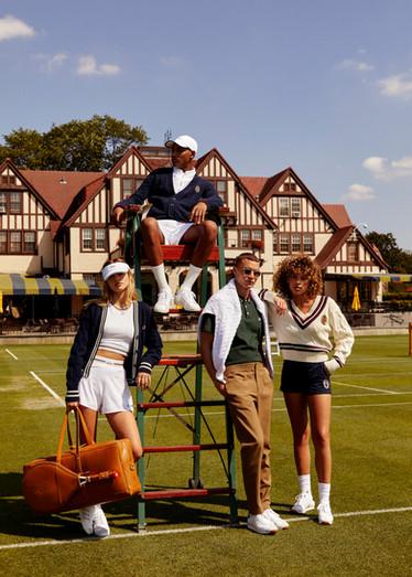 Wilsons neuester Coup ist ganz großes (Mode-)Tennis.