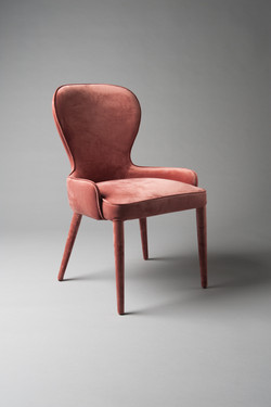 Paris Chair velvet living furniture hire