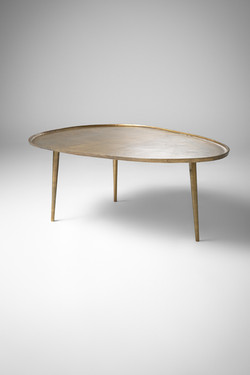 Copper Low Table