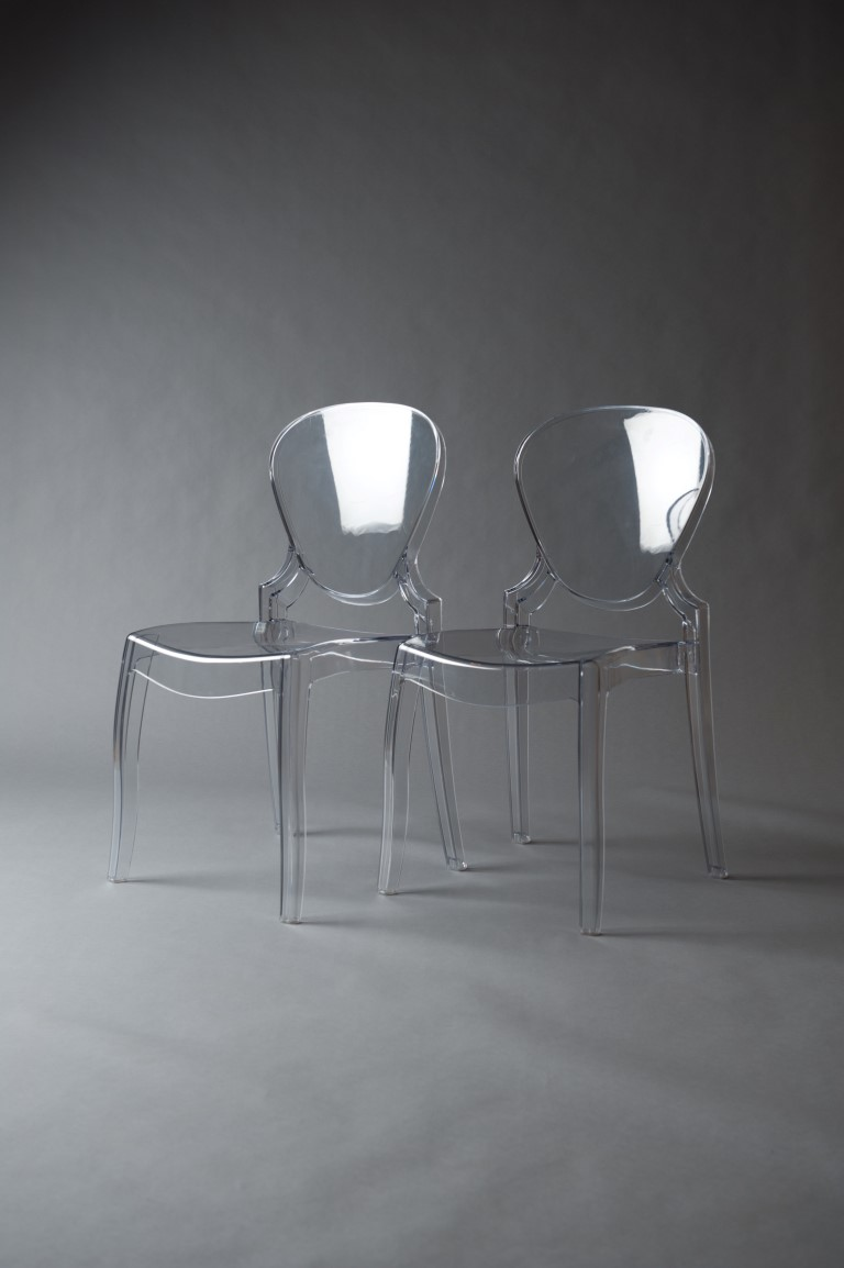 Ghost Chair (Medium)