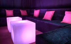 Sofa Set - Velvet Living