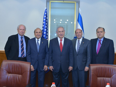 JOINT THREE-COUNTRY LEADERSHIP MISSION: JAN. 14 TO 19, 2018