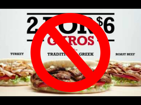Arby's demeans ancient Greeks in new commercial – AHEPA responds