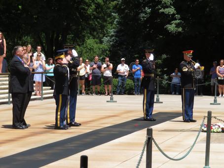 AHEPA Honors America's Fallen Heroes