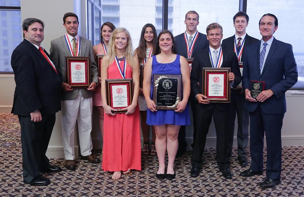 2014 Scholar-Athletes