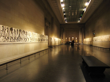 Add Your Voice: Resolution introduced for the return of the Parthenon Marbles