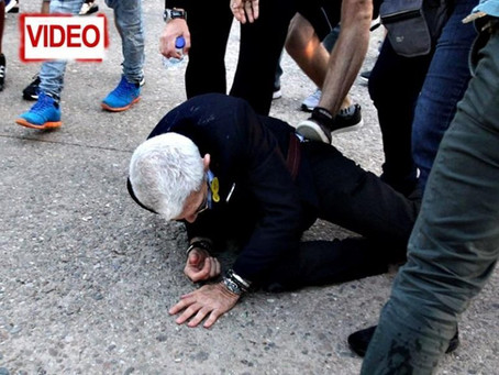 AHEPA Condemns Attack on Thessaloniki Mayor