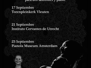 Gira Países Bajos 2017, AUROS dúo y Marian Bolt