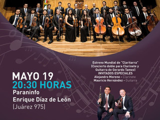 Concierto en Guadalajara México