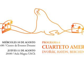 La Orquesta de Cámara de Valdivia abre segundo semestre con concierto de conjuntos tradicionales de