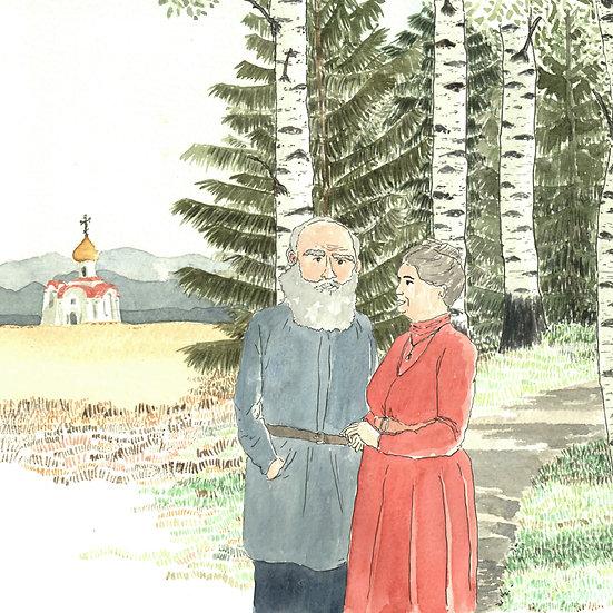As novelas de Tolstói