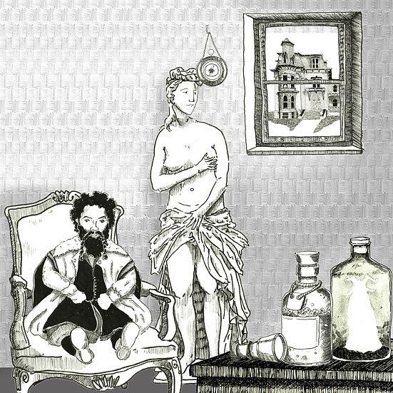 Nos labirintos do fantástico: Século XIX