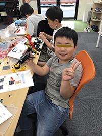 楽しいロボット教室 どんどん作れる!!
