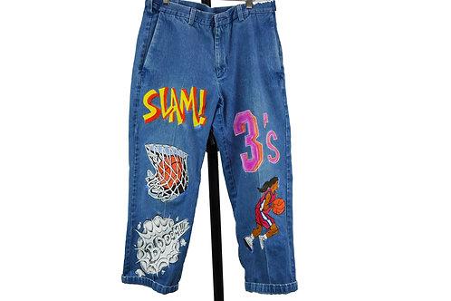 SLAM Jeans