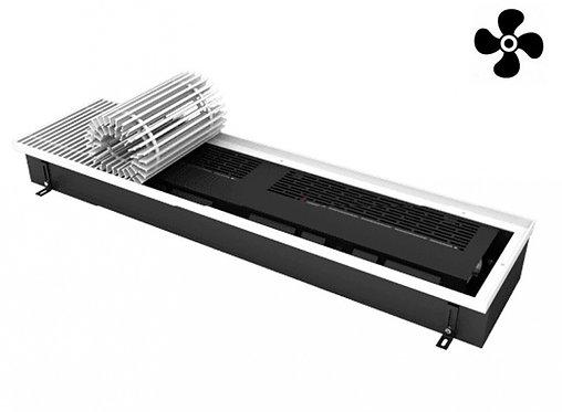 Конвектор внутрипольный электрический Vitron ВКВЭ с вентилятором (без решетки)