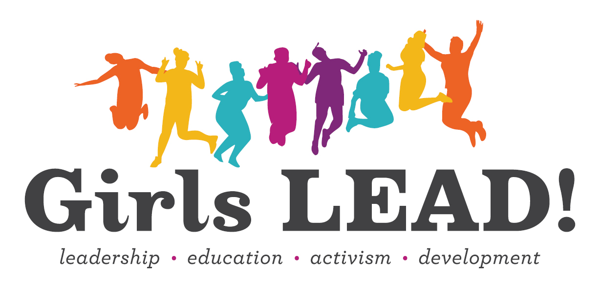 girls lead logo