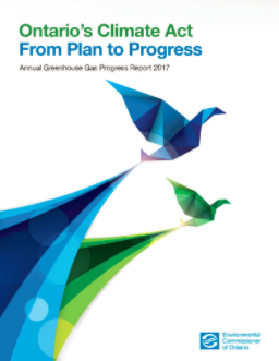 ClearBlue contributes to the ECO Annual GHG Report