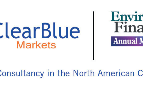 ClearBlue Awarded Best Advisory/Consultancy in the North American Carbon Markets by Environmental Fi