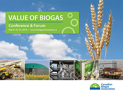 Value of Biogas Conference & Forum