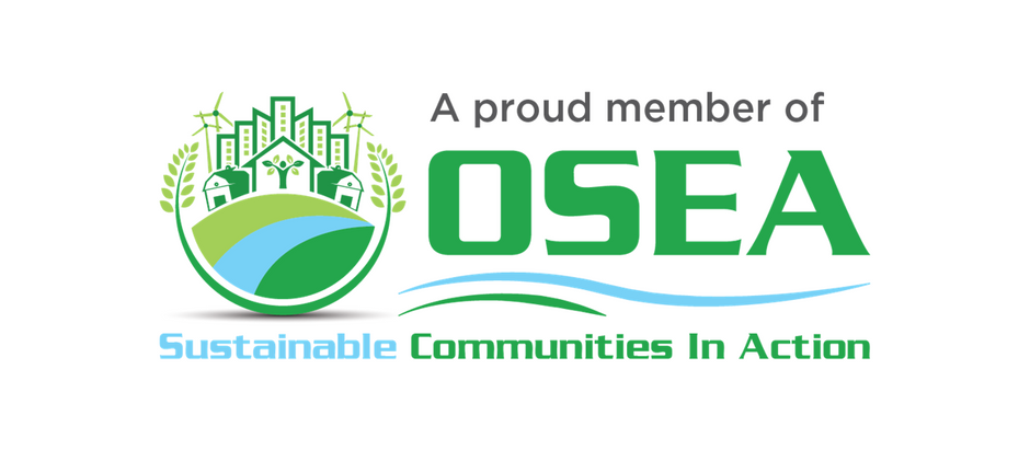 ClearBlue is a Proud Returning Member of the Ontario Sustainable Energy Association (OSEA)
