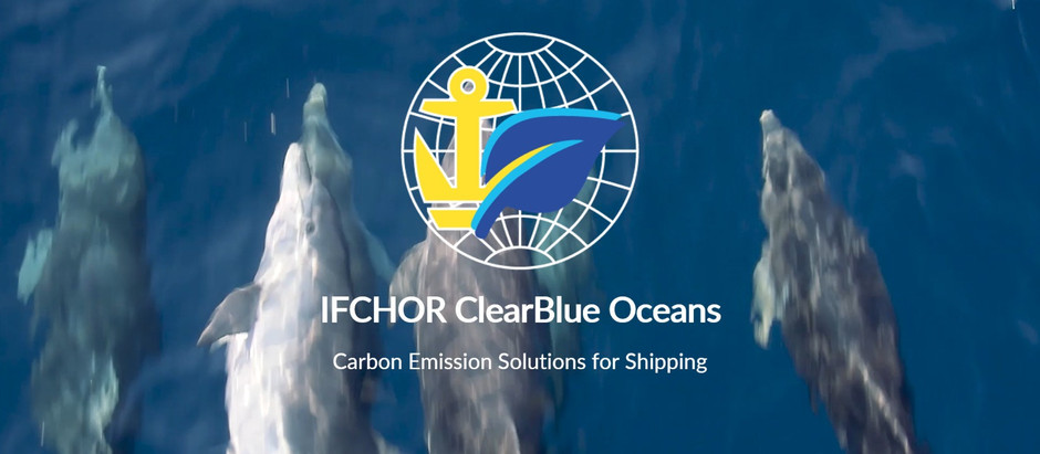 IFCHOR and ClearBlue Markets launch new carbon emissions services for shipping