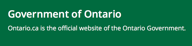 Useful links for the Ontario and WCI market