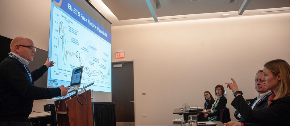 ClearBlue Provides Carbon Market Insight at 2nd Annual Ontario Cap & Trade Forum