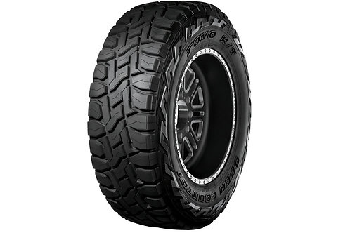 Toyo Open Country RT 35x12.5r22 (x4) w/ labor included