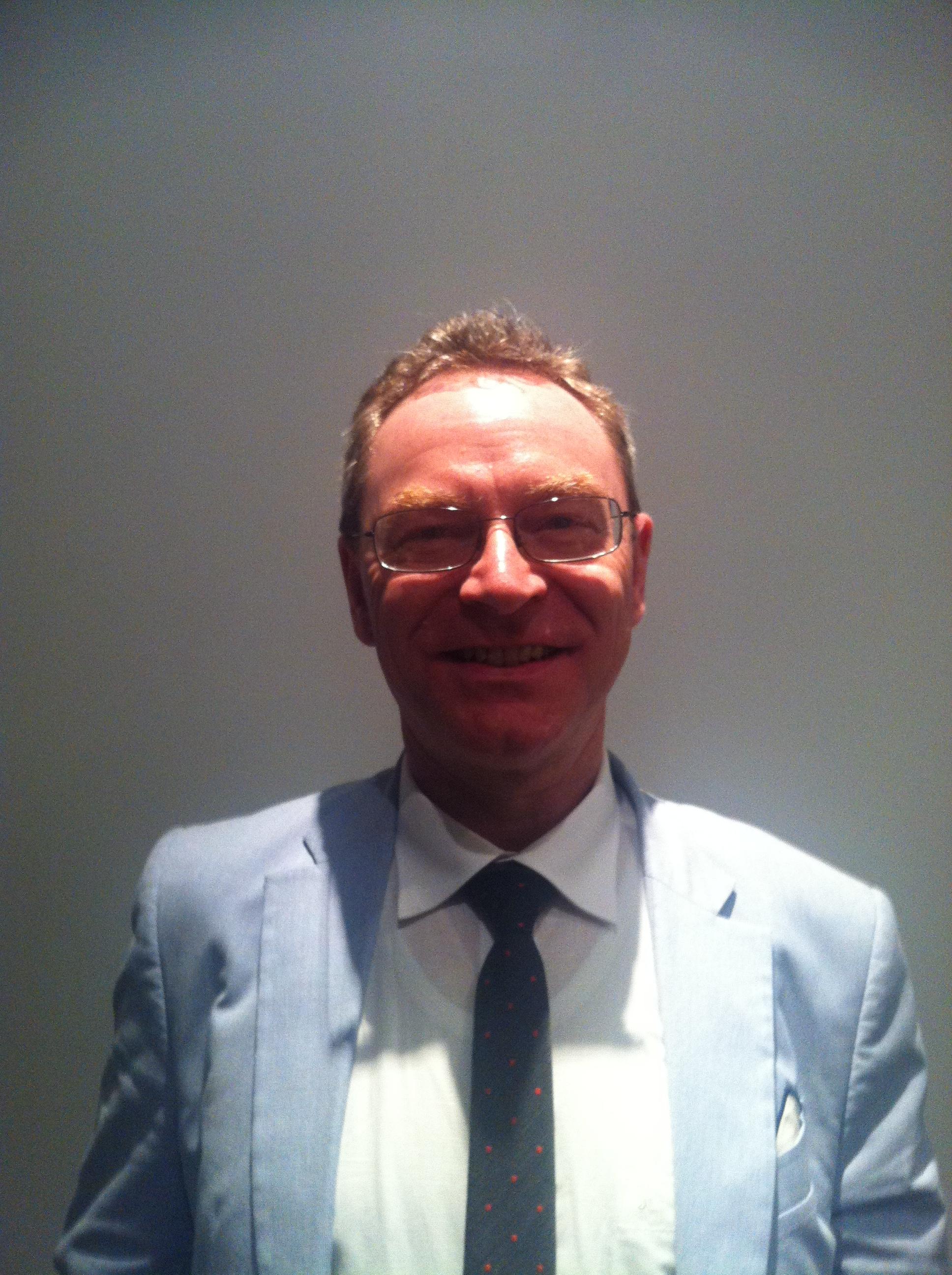 Vice President Dr. Raimund Royer