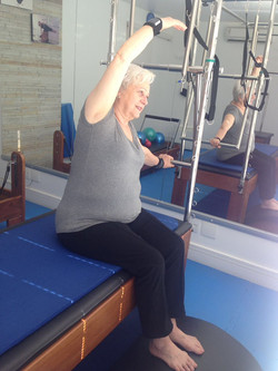 Pilates terceira idade