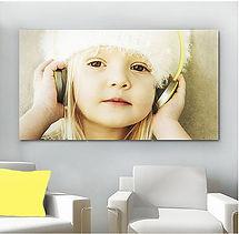 Foto stampt su tela o panell