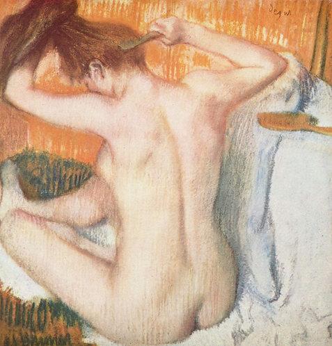 LA TOILETTE - 1884/86