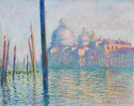 IL GRAN CANAL - 2 versione - 1908