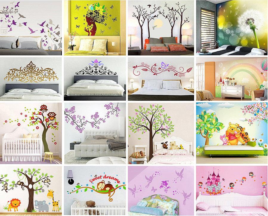 Adesivi murali e adesivi per pareti per la tua casa e per il tuo ufficio
