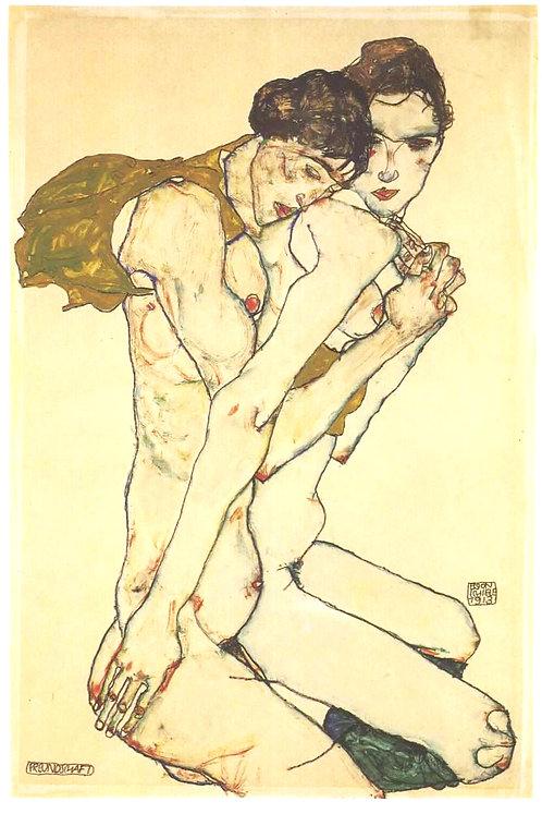 GLI AMANTI - 1913