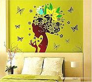Adesivi murali per la tua casa, il tuo ufficio e il tuo negozio